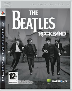 The Beatles Rock Band PlayStation 3 box art