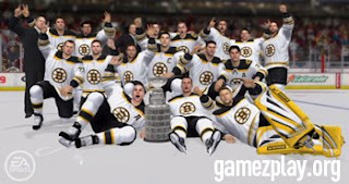 nhl 09 boston win stanley cup
