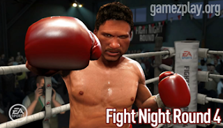 fight night 4 screenshots video HD
