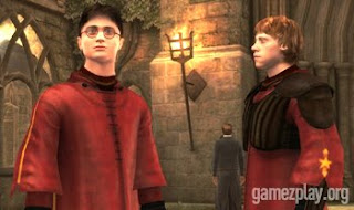 Harry Potter and the Half-Blood Prince video game