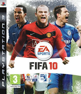 fifa 10 video game cover