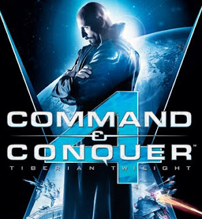Command and Conquer 4 Tiberian Twilight box showing kane with arms folded 