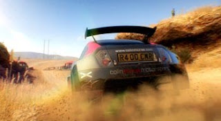 colin mcrae dirt screenshot rally car