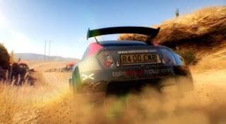 colin mcrae dirt screenshot rally car