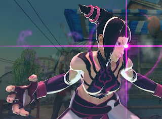 Juri - New Character in SSFIV