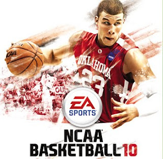 oklahoma basketball player on box art
