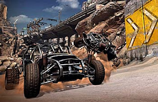 rage car racing screenshot