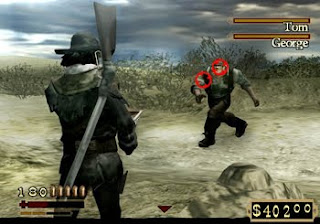 red dead revolver screenshot