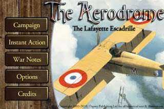 The Aerodrome – Lafayette iphone game screenshot