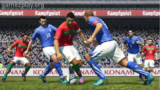pes 2011 new screenshot