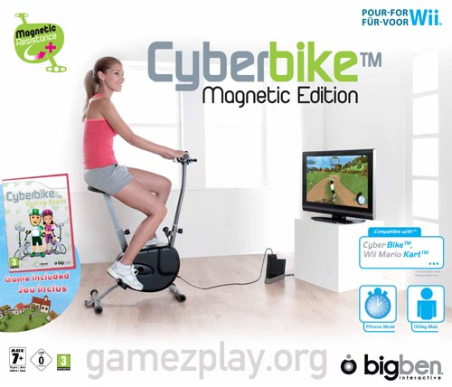 Cyberbike returns with Magnetic video game appeal this ...