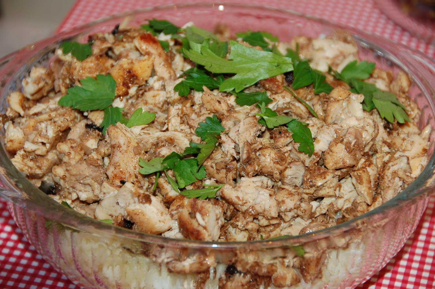 Appetizing: Chicken Shawarma