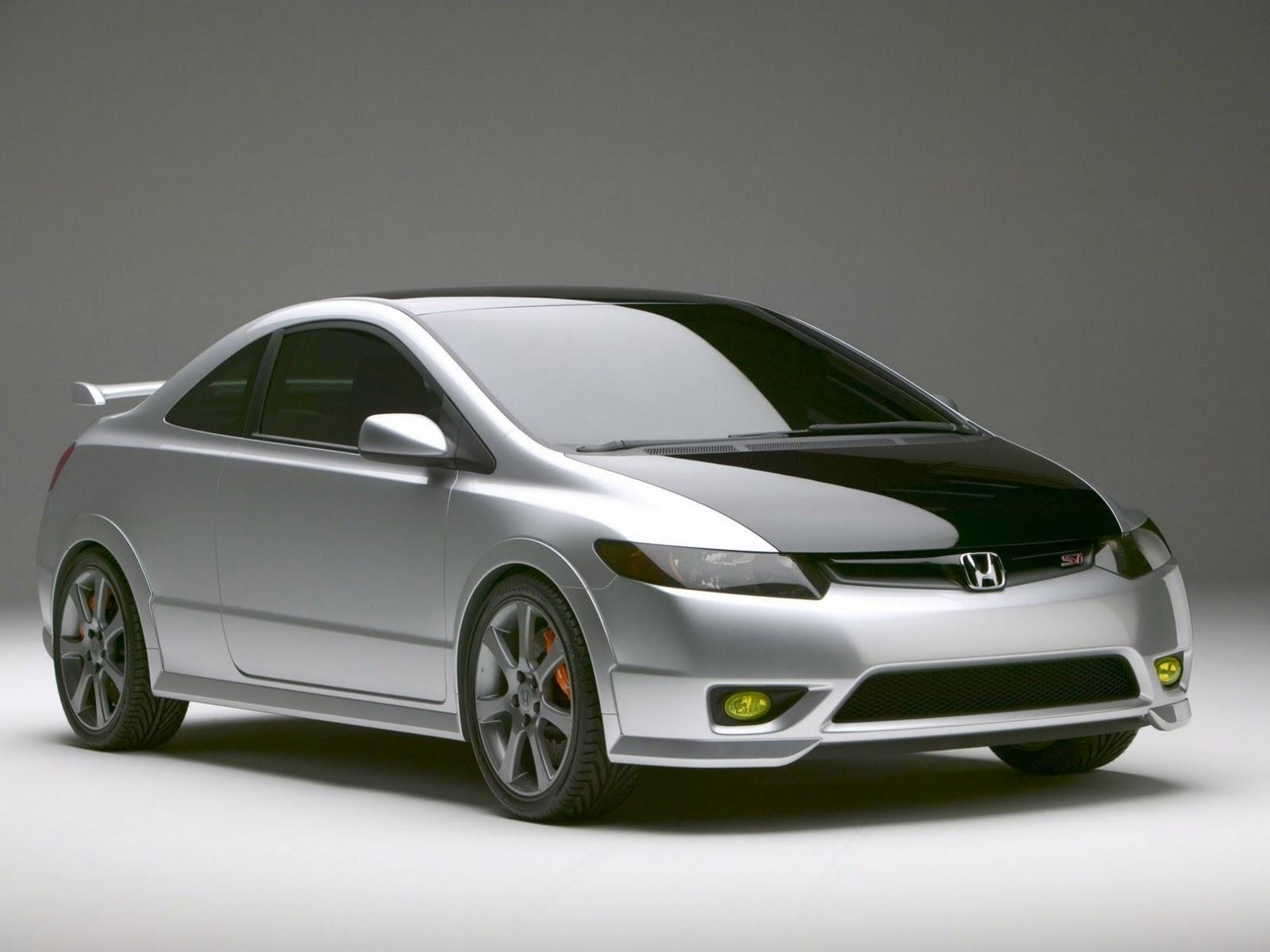 New Topten Cars Blog Honda Civic Si 2011 Photos