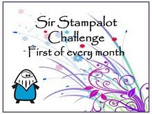 Sir Stampalot Challenge blog