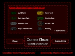 Cannon Chaos - Flash Game Review