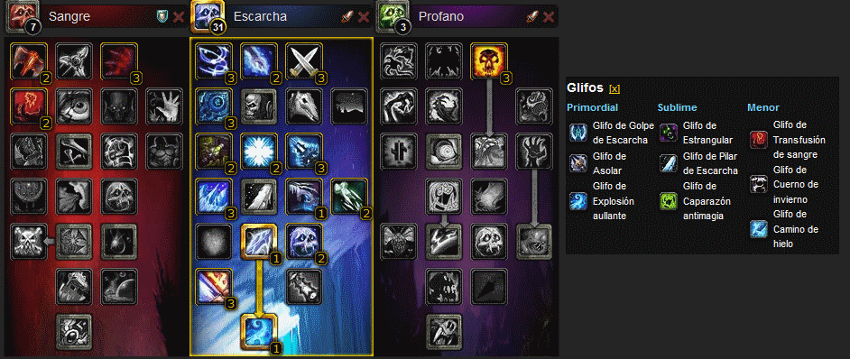 Frost Dk Build With Legendary Helm