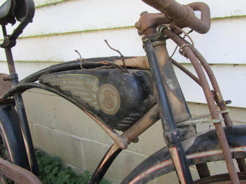 American Pickers Bikes will