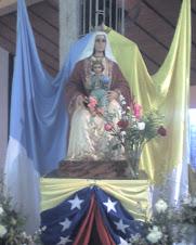 Nuestra Santa Madre y Patrona