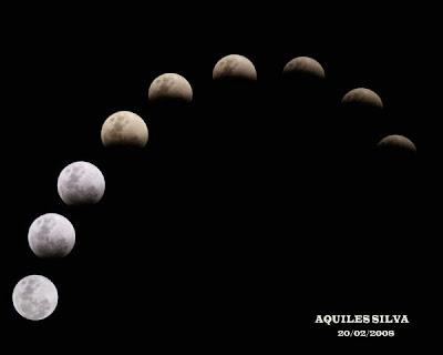 Eclipse total de Luna Foto Auiles Silva - San Juan de los  Morros Venezuela 20/02/08