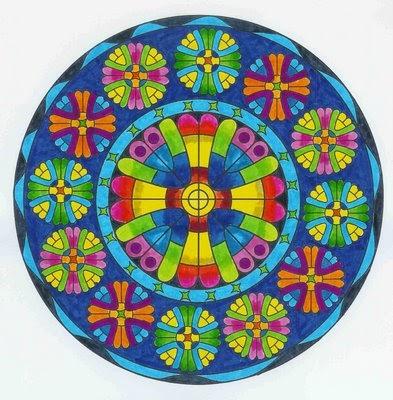 Horoscopia uso de los mandalas en el feng shui for Cuadros mandalas feng shui decoracion mandalas