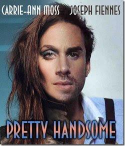 pretty handsome