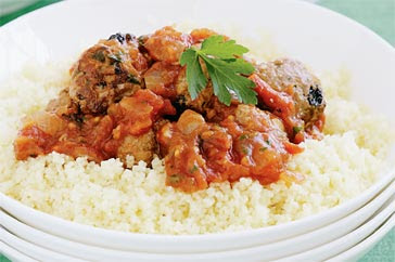 Moroccan Recipe: Moroccan meatballs - Recipe for Moroccan meatballs
