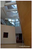 Walls made of Douglar fir & Skylight