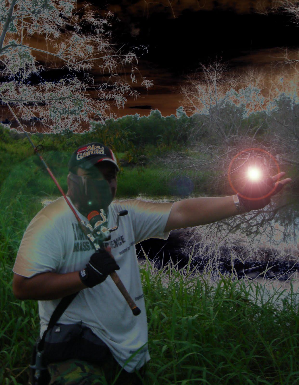 DARK ART CASTER ...The Malaysia amateur snakehead hunter ...