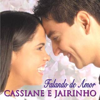 Cassiane e Jairinho - Falando de Amor - Playback