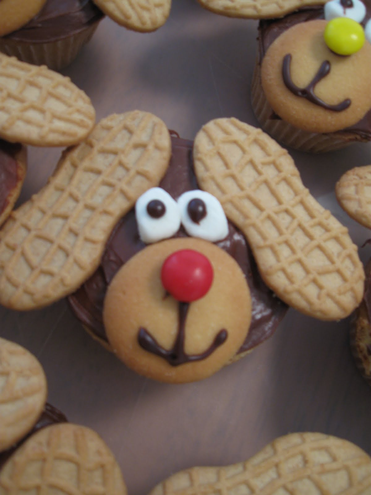 Puppy Cupcakes For Dogs
