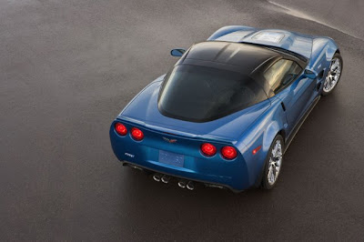 2009 Chevrolet Corvette ZR1 (Blue Devil)