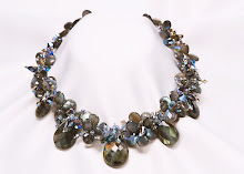 The Labradorite Necklace