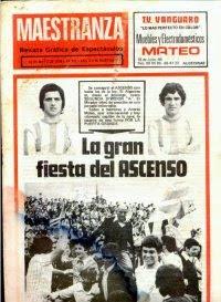 Ascenso del Algeciras CF con Andres Mateo como entrenador