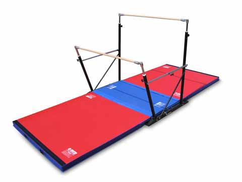 How To Build Gymnastics Bars http://healthylifestyle-sport.blogspot.com/2010/12/level-1-uneven-bars-routine.html