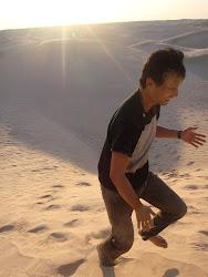 La dune, terrain de jeux sans frontières