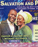 PASTOR & MRS. MICHAEL MICHAELS: (www.oasisoflife.net)