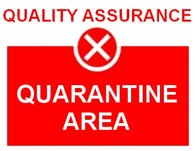 graphic relating to Quarantine Sign Printable named Commuters Magazine: Out ill