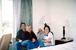 Ken, Dottie, Dad, Lindsay
