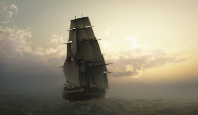 Klicka på piratskeppet för att förstora bilden