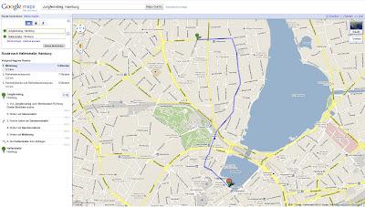 Beispiel Maps Navigation