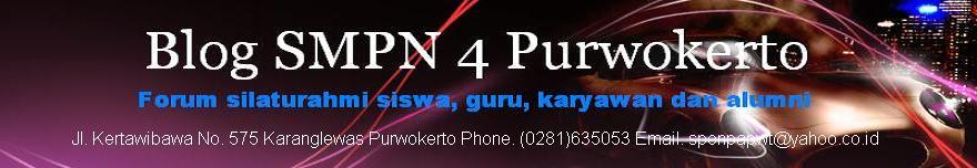 SMPN 4 Purwokerto
