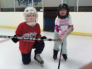 Kiddos at hockey!!