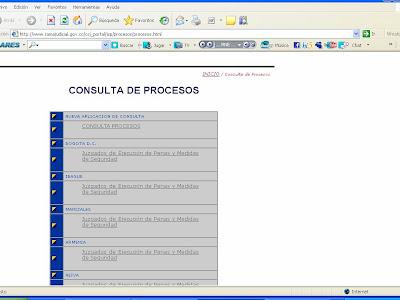 Consulta De Procesos Judicial Co.html | Autos Weblog
