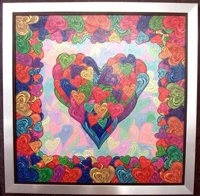 Coração de Corações - Heart of hearts, by Max Gold