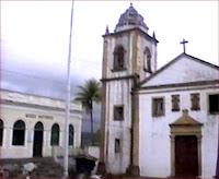 Igreja de Sao Cosme e Sao Damiao em Igaraçu, Pernambuco