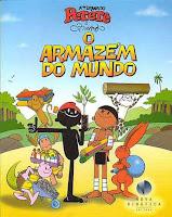 Turma do Pererê é um dos personagens maravilhosos criados por Ziraldo Alves Pindo