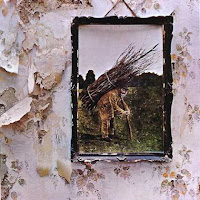 Capa original do disco Led Zeppelin IV