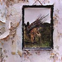 Capa original do disco Led Zeppelin IV