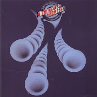 Capa Manfred Mann - Nightingales and Bombers
