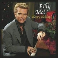 Happy Holidays, de 1986, reúne 17 canções de Natal interpretadas por Billy Idol